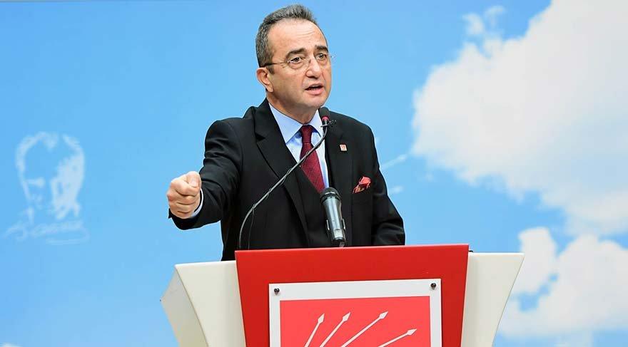 CHP sözcüsü Tezcan: Kimsiniz siz kimsiniz