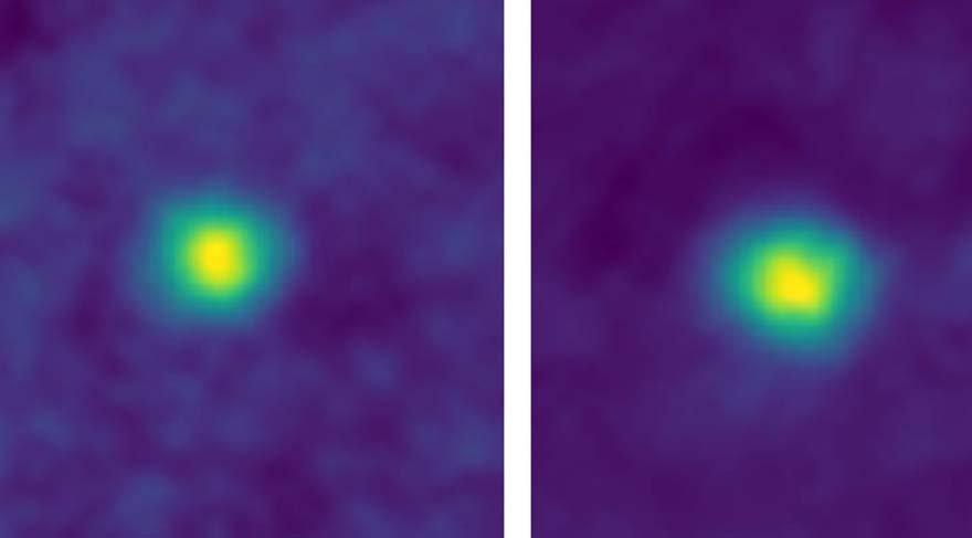 NASA uzayda 'en uzaktan çekilen' fotoğrafı paylaştı