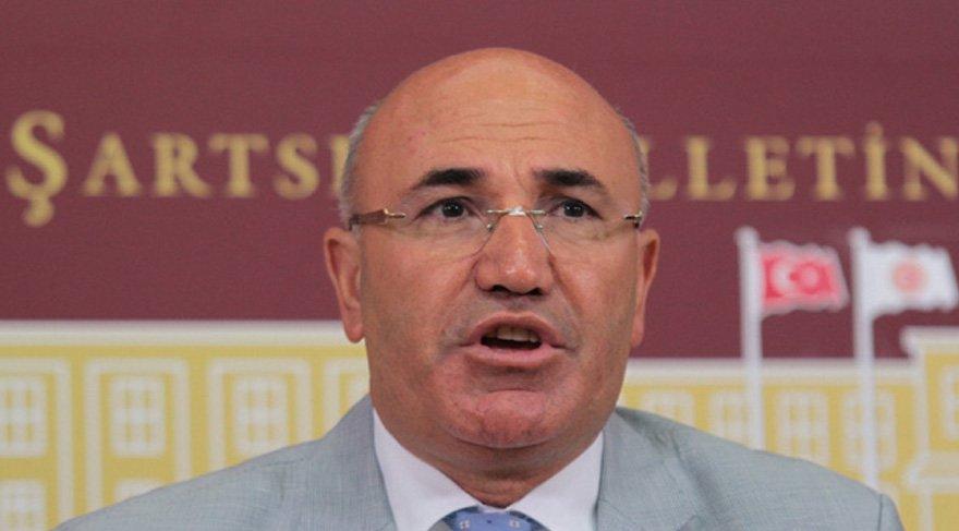 CHP'li Mahmut Tanal'dan Erdoğan, Davutoğlu ve Çavuşoğlu hakkında suç duyurusu