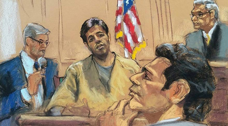 Hakim, Atilla'nın 'davanın düşürülmesi' talebini resmen reddetti