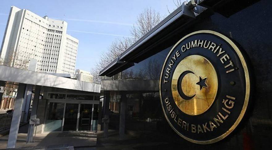 Dışişleri'nden AP'nin Türkiye kararına tepki!