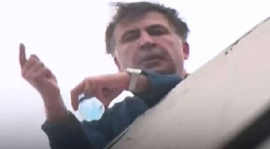 Kiev'de Saakaşvili'yi gözaltına alma girişimi