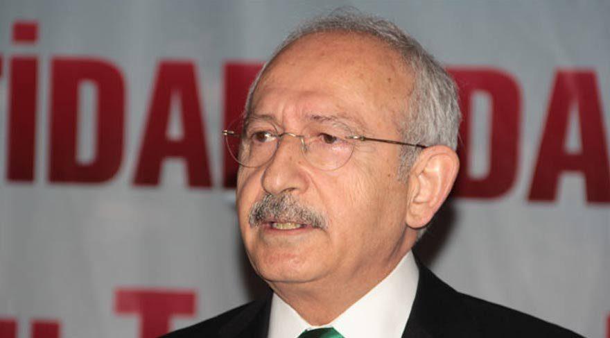 Kılıçdaroğlu, Akar'ı telefonla aradı!