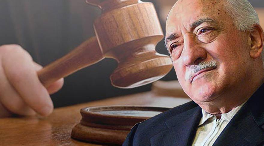 Gülen'in 19 yıllık avukatı hakim karşısında!