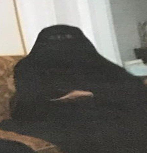 Mısırlı kadın,