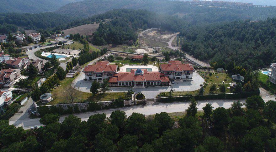 Gülen'in Bursa'daki malikanesine el konuldu