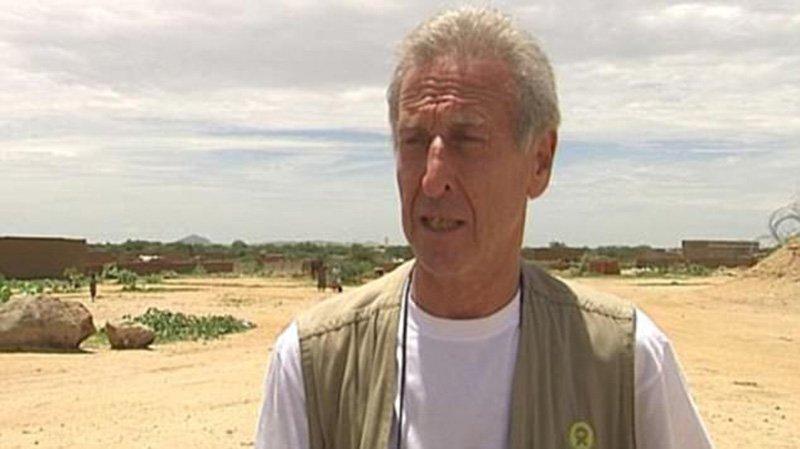 Eski Oxfam Müdürü Roland van Hauwermeiren