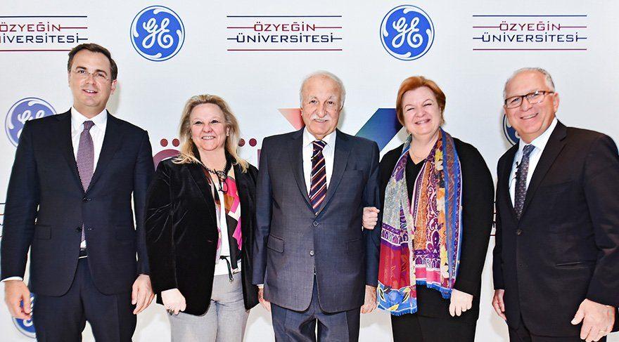 Özyeğin Üniversitesi ve GE Türkiye'den inovasyonda iş birliği