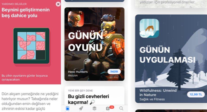 Apple yayıncı olabilir mi? Anketlere reklam alınabilir mi?