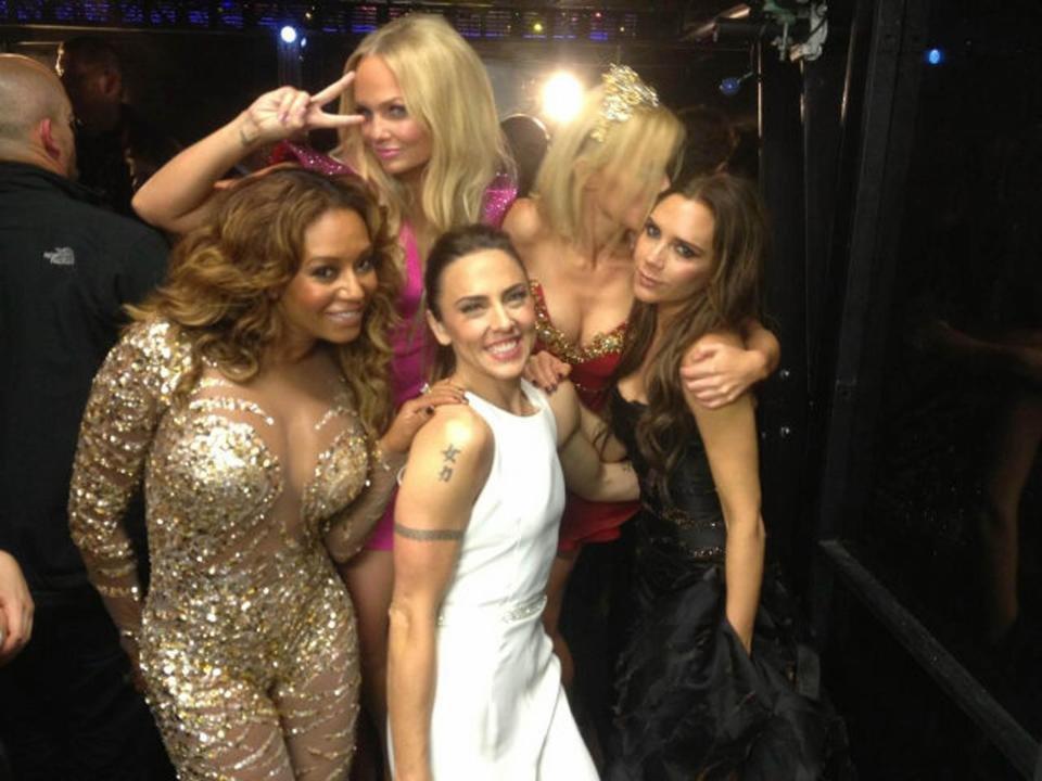 Spice Girls 71 milyon dolara tekrar birleşiyor