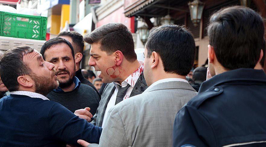 Şişli'de iki grup arasında kanlı kavga: 4 yaralı