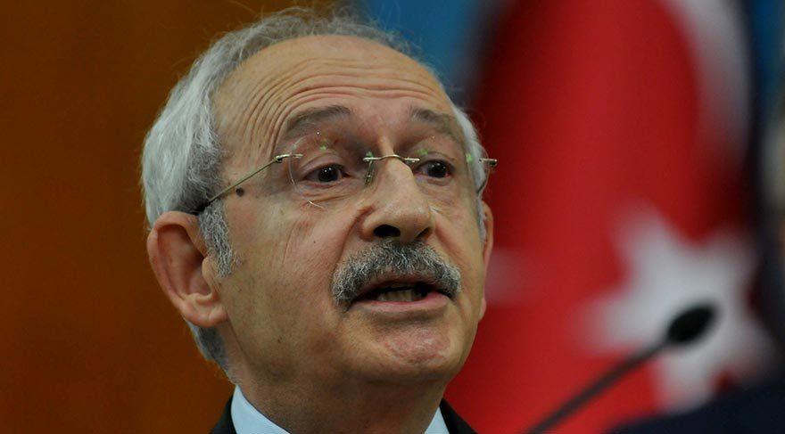 Kılıçdaroğlu'ndan Enis Berberoğlu kararına sert tepki!