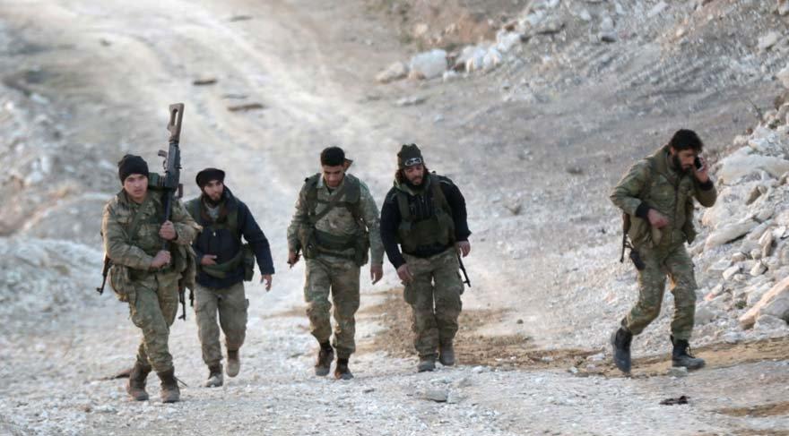 Şeyh Huruz köyü teröristlerden arındırıldı