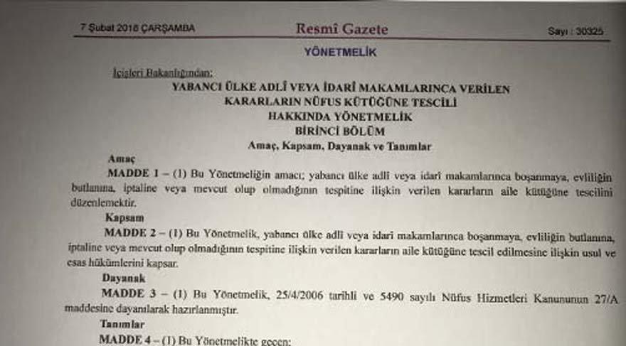 Yurt dışındaki Türklere iyi haber