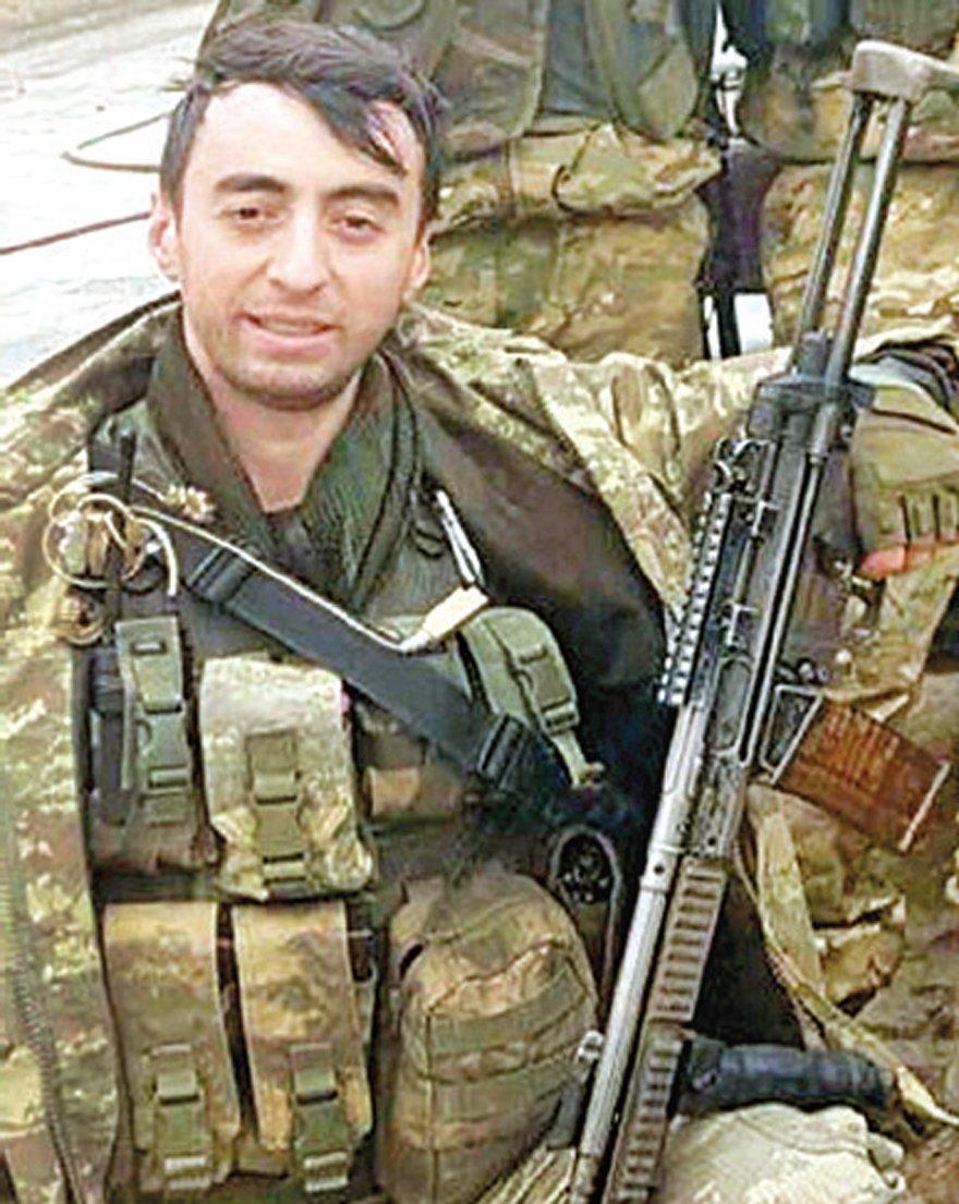 Şehit Piyade Astsubay Üstçavuş Musa Özalkan (30)