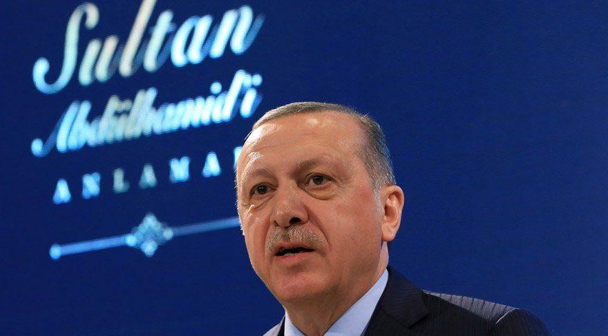 Erdoğan'ı Abdülhamit'e benzetti