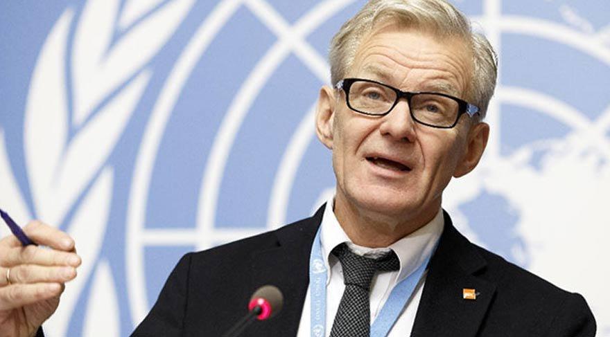 Birleşmiş Milletler'den Suriye çağrısı!
