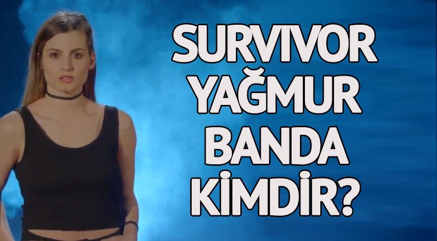 Yağmur Banda kimdir? Survivor Yağmur kaç yaşında ve nereli?