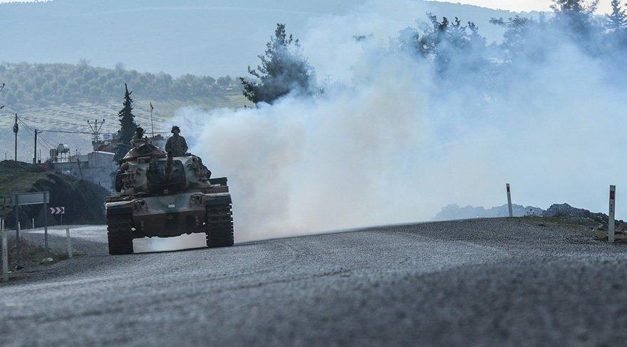 Zeytin Dalı Harekatında 15. Gün: TSK'dan flaş açıklama