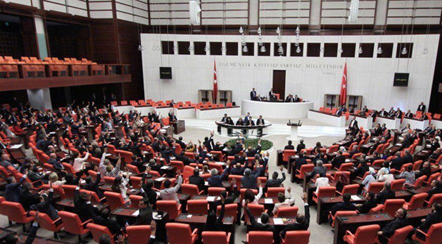 Skandal! Meclis'te tacize soruşturma