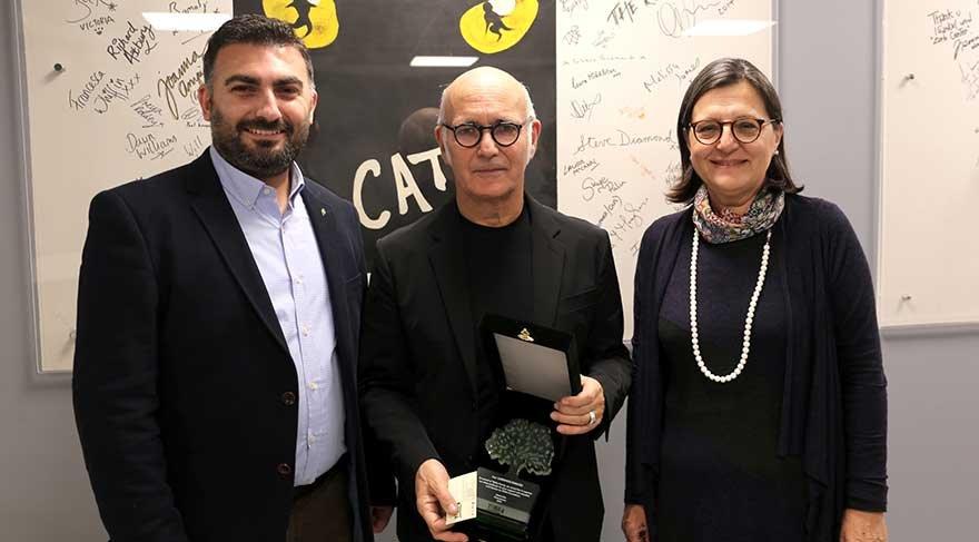 TEMA Vakfı'ndan dünyaca ünlü piyanist Ludovico Einaudi'ye teşekkür
