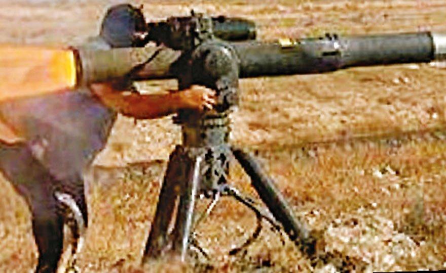 ABD'nin YPG'ye verdiği TIR'lar dolusu silahlar arasında tanksavarlar önemli yer tutuyor. TOW da onlardan biri.