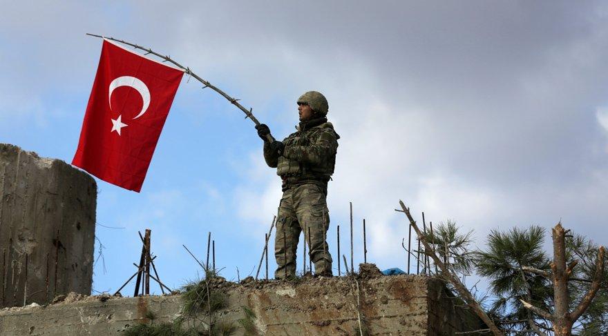 Zeytin Dalı Harekatı'nda 17. gün: Bir köy daha alındı