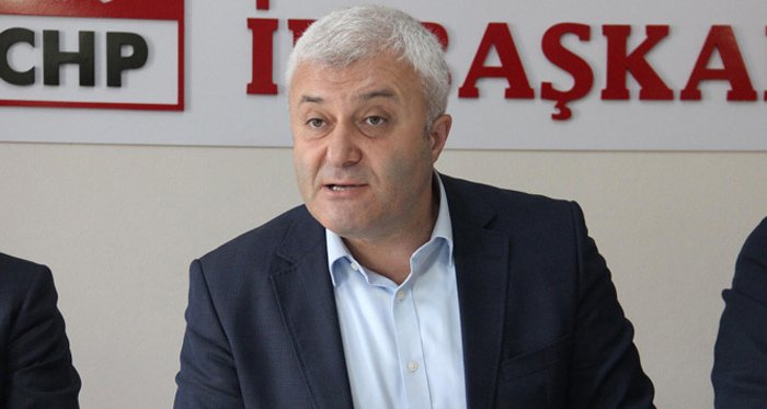 FOTO:Fmedya - Tuncay Özkan, Parti Meclisi seçiminde Muharrem İnce'nin listesinde yer almıştı.
