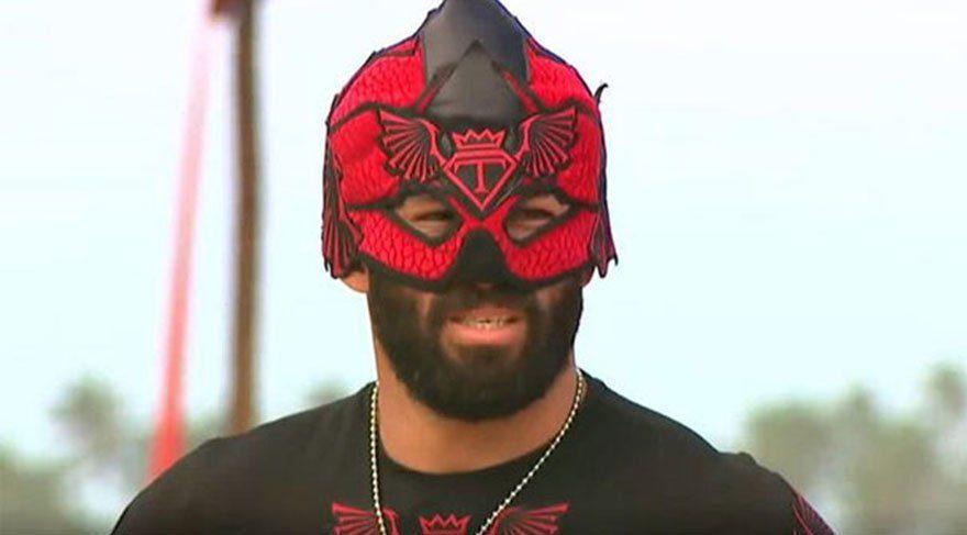 Turabi maskesinin sırrını açıkladı! Survivor 2018'e damgasını vurdu