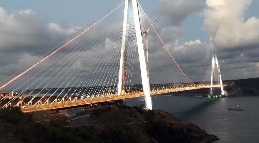 Geçmediği köprüden kaçak geçiş cezası yedi