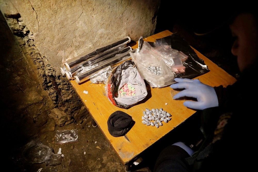 FOTO:Reuters- Uyuşturucu binlerce ailenin hayatını karartmaya devam ediyor.