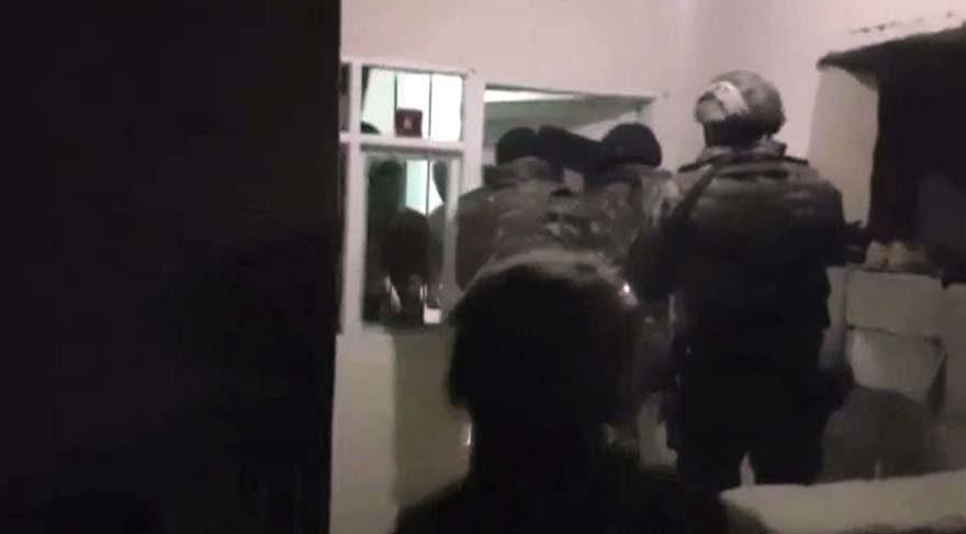 İki ilde terör operasyonu: 29 gözaltı