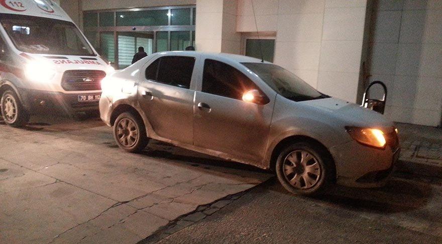 Hastane önündeki otomobildeki ayrıntı hayat kurtardı