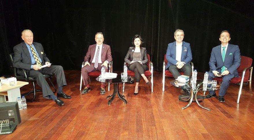 Sedef Kabaş hayalindeki CHP'yi Halk Arenası'nda açıkladı