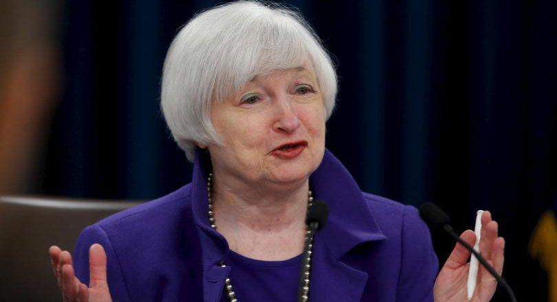 Janet Yellen Brookings Institute'a geçti