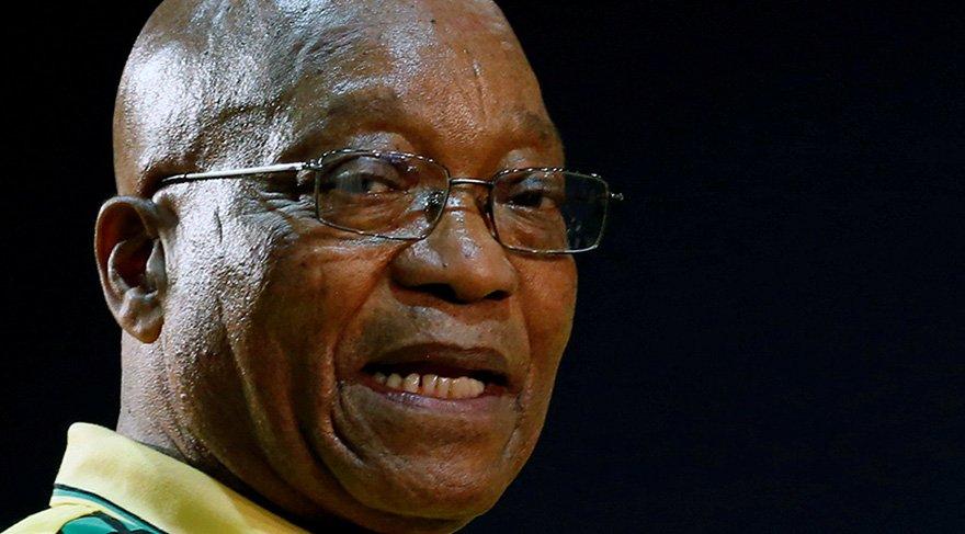 Son dakika gelişmesi... Zuma görevden alındı iddiası!