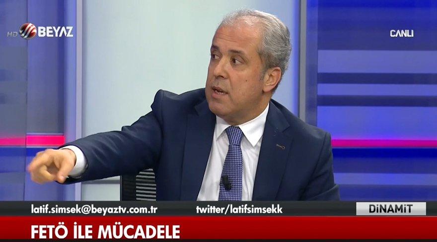 AKP vekili Şamil Tayyar canlı yayında FETÖ ile mücadelede ters giden şeylerin olduğunu defalarca tekrarladı.
