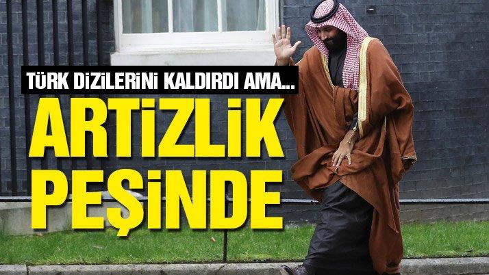 Türk dizilerini kaldıran Suudi Prens ABD'li artistlerin peşinde