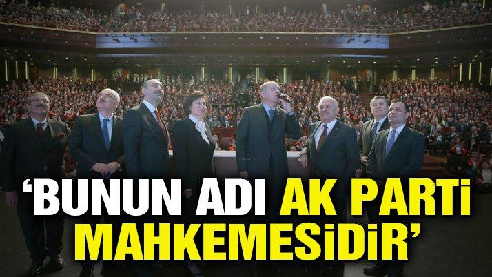 113 AKP'li, hakim ve savcılığa atandı
