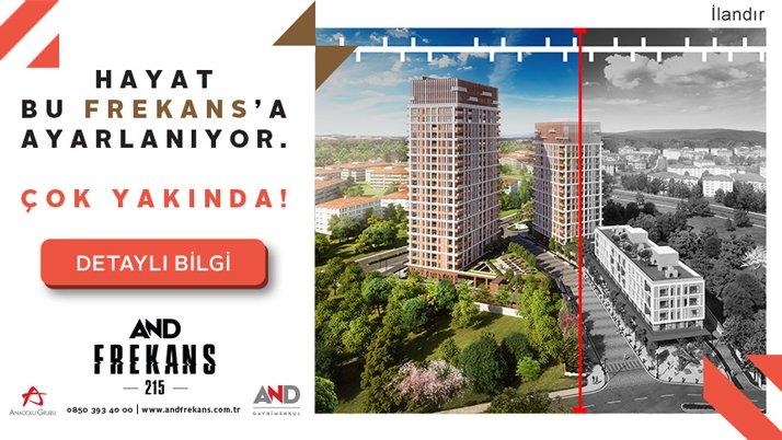 And Frekans Manşet Adv 23 Mart'18