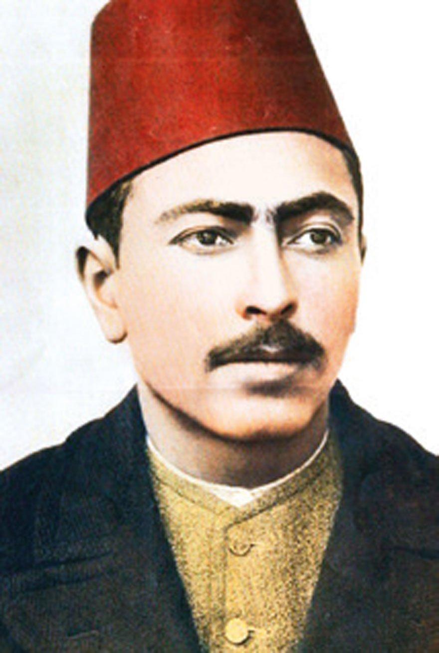 Büyük dede Süleyman Genç Ağazade