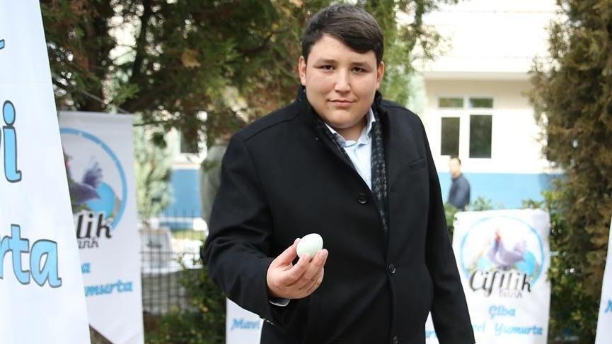Uruguay'a kaçan Çiftlikbank CEO'su Mehmet Aydın. Fotoğraf: DHA