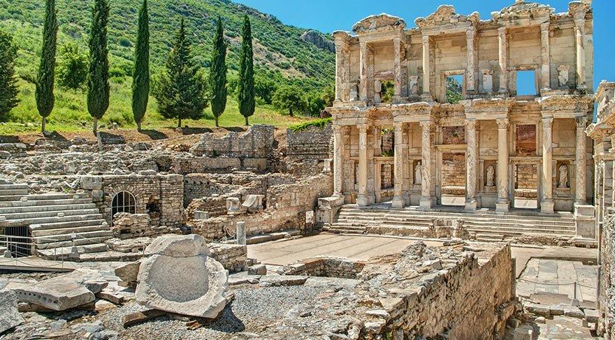 Antik Uygarlığın Başladığı Yer Efes Antik Kenti Seyahat Son Dakika