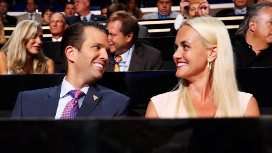 Trump'ın oğlu boşanıyor: Sürekli geziyor ve…