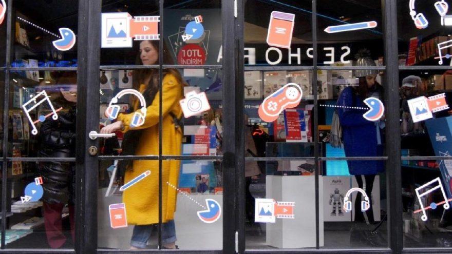 BKM'den kasasız alışveriş deneyimi