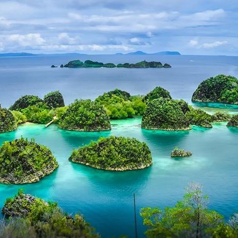 Her şeyden ve herkesten uzak ıssız adalar