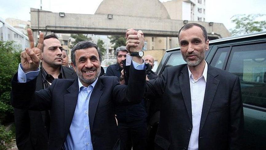 İran'da Ahmedinejad'ın yardımcısı tutuklandı