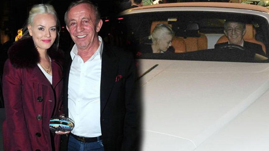 Ali Ağaoğlu, 6 milyon liralık doğum günü hediyesiyle geziyor