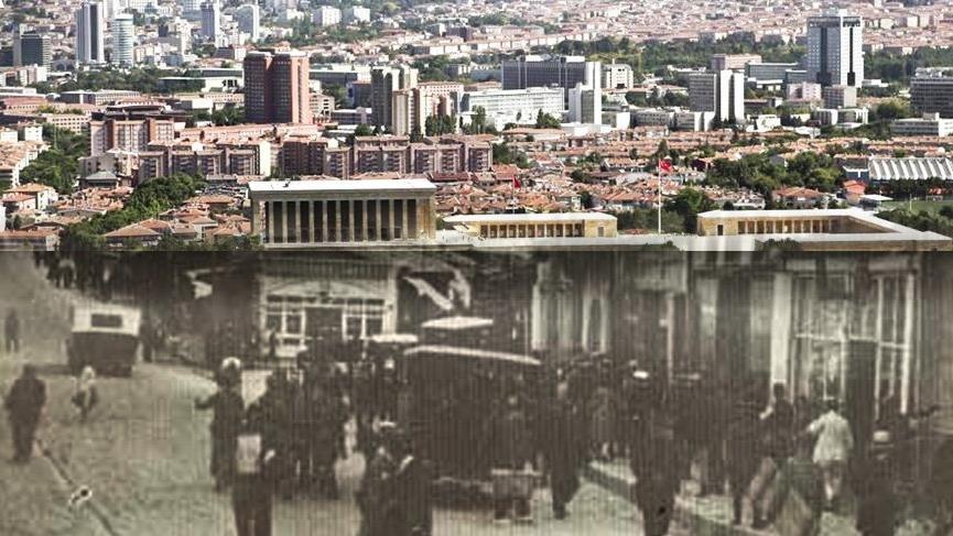 Ankara tarihi: Ankara'nın ilk ismi ve tarihte Türk hakimiyetine geçişi…