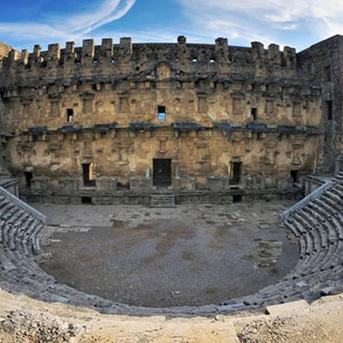 Antalya'nın tarihi hikayesi